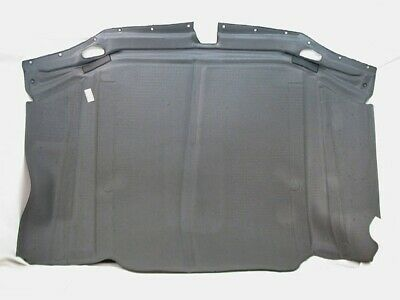 BMW e39 GENUINE Hood Insulation liner foam Pad NEW engine lid sound isolation