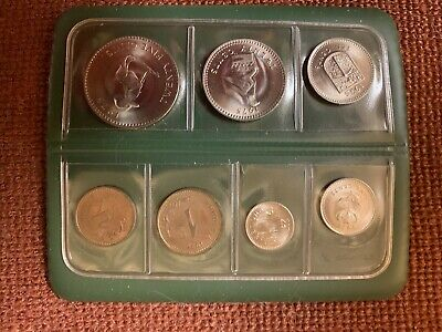Coins of Rhodesia proof set
