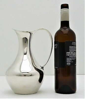 Cohr Mid-Century Modern Sterling Silver Water Pitcher Decanter 23.9 oz