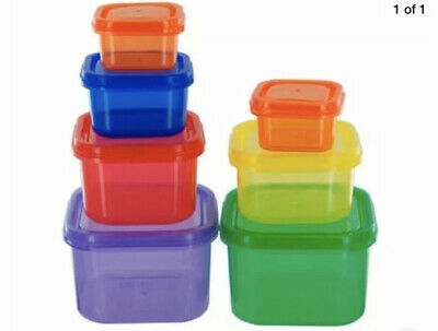 Portion Control Container Set for Weight Loss - Portion Control Kit  Diet Meal
