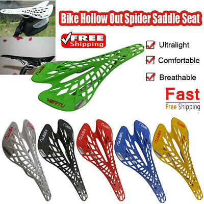 MTB BMX Road Mountain Cycling Bicycle Fold Bike Fixed Gear Spyder Saddle Seat US