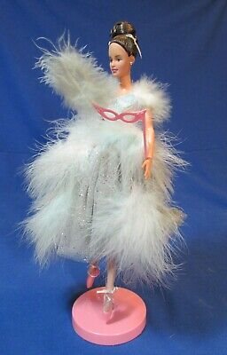 Ballet Masquerade Barbie 2000 Doll – Hispanic - Excellent Condition