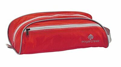 Eagle Creek Pack-It Specter Quick Trip Toiletry Organizer Volcano Red (M)