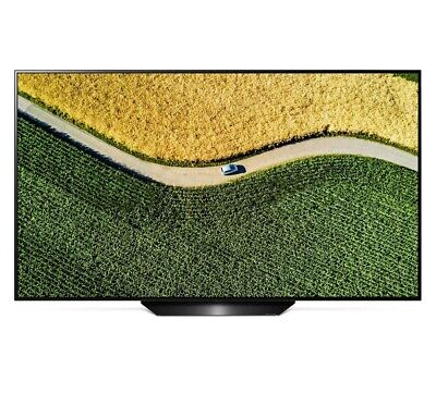 "LG OLED55B9PLA (2019) 55"" Smart 4K Ultra HD OLED TV HDR Freeview Play A Grade"