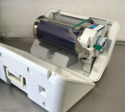 Riso Risograph  Blue Color Drum (W) USED Great Condition With Case