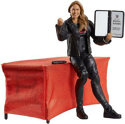 WWE Ronda Rousey Elite Collection Wrestling Action Figure Mattel CHOP