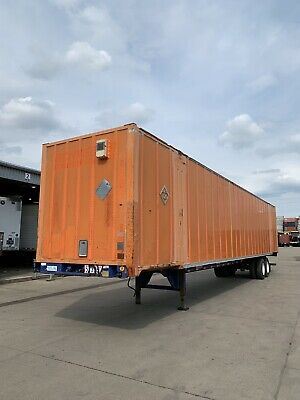 53' Shipping Container Storage Container Conex