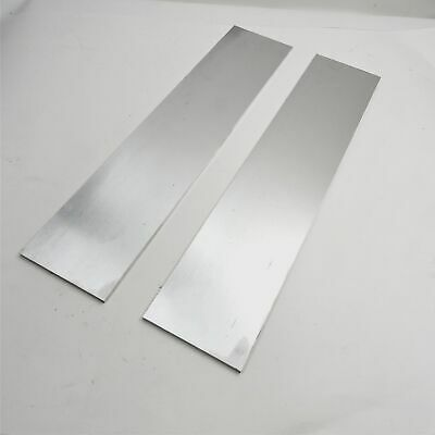 ".25"" thick  1/4  Aluminum 6061 PLATE  5.875"" x 28.5"" Long QTY 2  sku 180285"