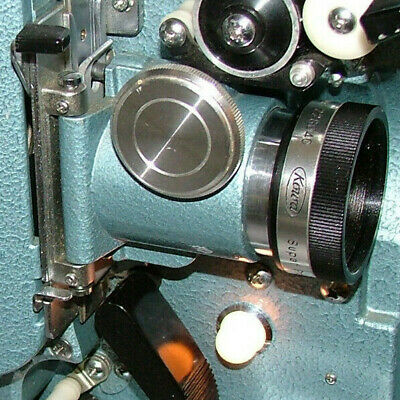 ELF EIKI 16mm FILM PROJECTOR COMPLETE LENS HOUSING FOR ST/m  SERIES MACHINES