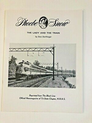 Phoebe Snow - The Lady & The Train  DL&W Lackawanna Railroad