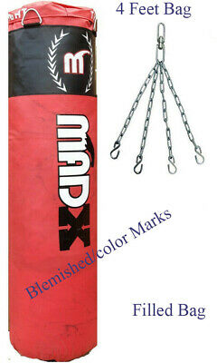 Filled /Unfilled Heavy Punch Bag with/without Chain Professional Training,Boxing