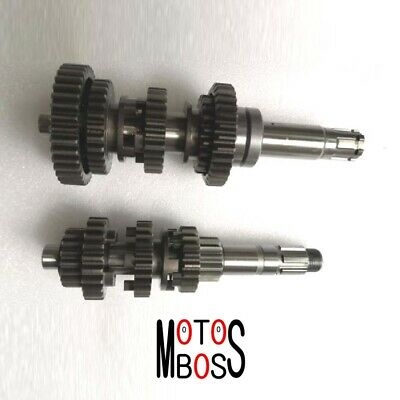 Mainshaft/Countershaft Hunter(Australia) Spyder Daytona Bobber Laro ProStree 350