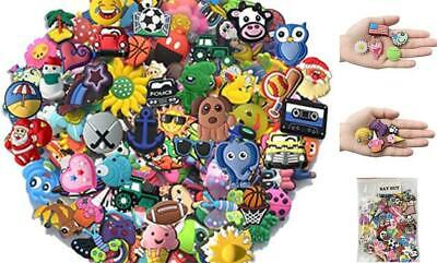 Pvc Shoe Charm Lot Different Shoe Charms For Croc And Jibbitz Wristband 50 Mixed