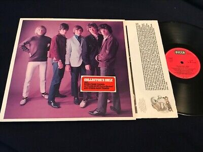 THE ROLLING STONES Collector's Only DECCA Import MONO LP clean