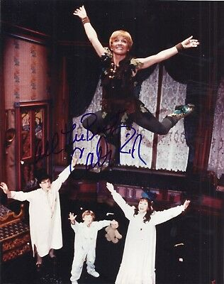 "Cathy Rigby Autographed 8"" X 10"" Photo"