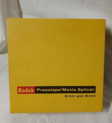 Kodak Presstape Movie Splicer