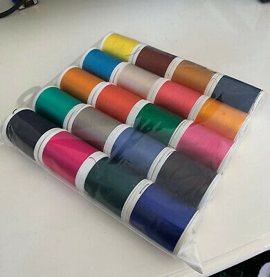 MADEIRA Rayon No.40 Machine Embroidery Thread - 1000m Spool - Assorted Colours