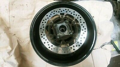 Jante Disque Arriere Rear Wheel Disk Yamaha Tmax T-Max Xp 500 2004 2007 Abs