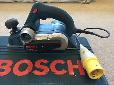 bosch gho 26-82 110v Planer With Box And Spare Blade