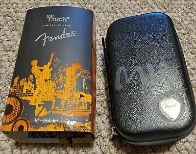 fender phone my touch box case power supply no phone