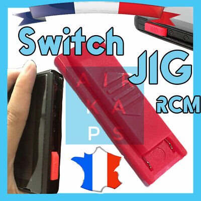 Connecteur JIG Switch - RCM recovery mod loader SX OS  - FRANCE sous 48H [hack]