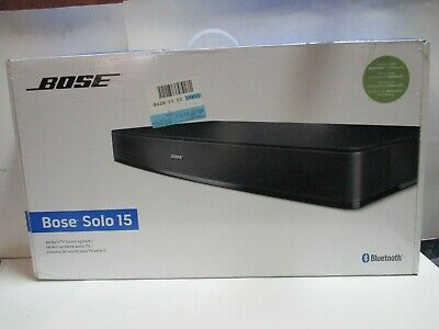 Bose Solo 15 Series II TV Soundbar Sound System Bluetooth Wireless Speaker Used