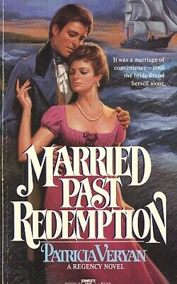 Married Past Redemption by Veryan Patricia 🔥PDF Book 🔥30 Sec Delivery
