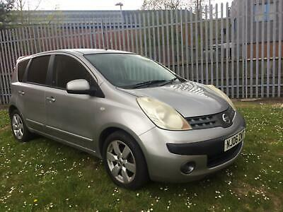 Nissan Note 1.6 SVE Fantastic Driving/Looking car 12 services £795 P/X Welcomed