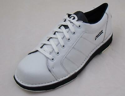 Dexter SST E-Leather TenPin Bowling Shoes White size 7 Right Handed - new