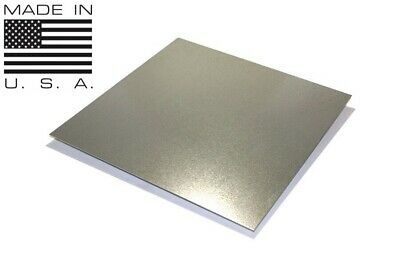 "12"" x 12"", 26 Gauge, Galvanized Steel Sheet Metal, G90, Steel Sheet, Sheet Metal"