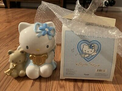 Sanrio Vintage Hello Kitty Angel Coin Bank