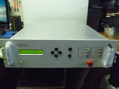 Mds America Ku-Band Amplifier 10.7-11.7Ghz