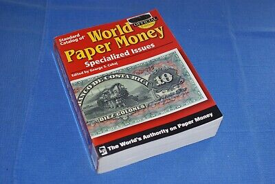 World Paper Money Specialized Issues 10th edition BlueLakeStamps Nice condition