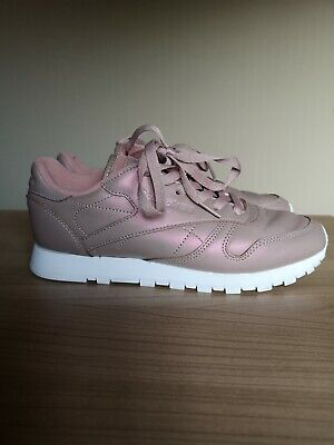 Reebok Cl Lthr Pearlized W Rose Gold | BD4308 | AFEW STORE