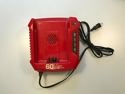Snapper SCH60V 60V Max Li-Ion Lithium Ion Battery Charger