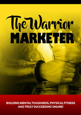 The Warrior Marketer eBooks (eBook-PDF file) Resell Rights Free Shipping Great!