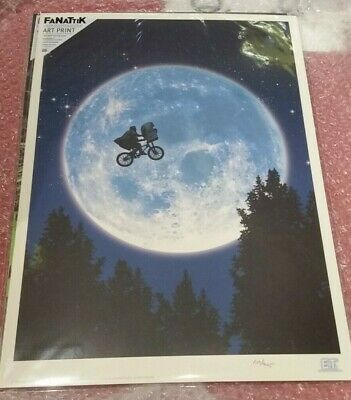 E.T Limited Edition Art Print