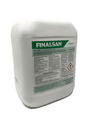 Finalsan 10L Contact Herbicide For Broadleaved Weeds And Moss