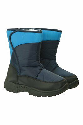 Mountain Warehouse Kids Snow Boots Snowproof Insulated Girls Boys Snowboots