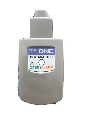 ZOLL Pediatric Adult Airway Adapter CO2 sensor