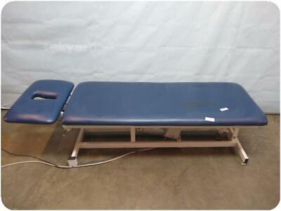 Chiropractic Am-200 Therapy Massage Table ! (244162)