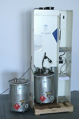 BR Instrument9700 ProCycler Plus & M690 Solvent Recycler, 2X 8B-901 Tank Boiler