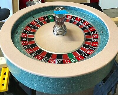 Roulette Wheel  32 Inch (Used) T-0015 Paulson  0/00