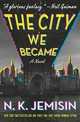 The City We Became by N. K. Jemisin 🔥PDF Book 🔥30 Sec Delivery