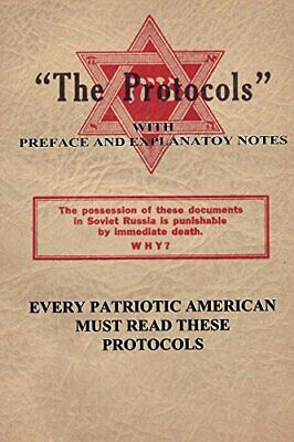 The Protocols of the Learned Elders of Zion 🔥PDF Book 🔥30 Sec Delivery