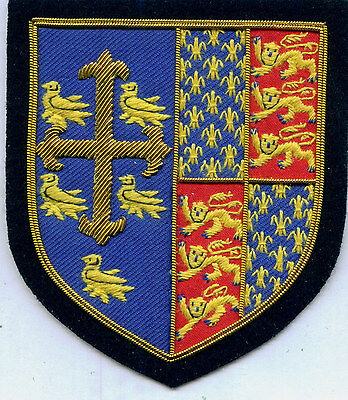 Medieval Knight King Richard II White Heart Plantagenet Dynasty Crest Seal Patch