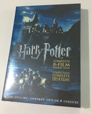 Harry Potter: Complete 8-Film collection ( DVD ) Collection Complete De 8 Films
