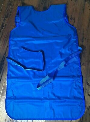 """0.5 mm Pb  24"""" x 41"""" X-Ray Protection Protective Lead Vest Apron Shielding Intl"""