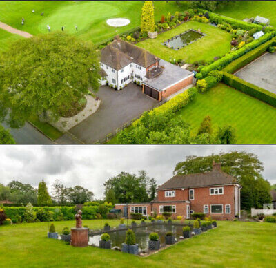 🔴 Substantial Home, with Great Potential - adjacent to Golf Course, Solihull.