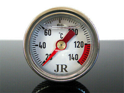 Ölthermometer Oil Temperature Gauge Honda DAX Monkey CB/CY50 CR150R VT125 Shadow